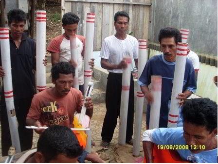 Alat Musik Tradisional Maluku Utara Bambu Hitada