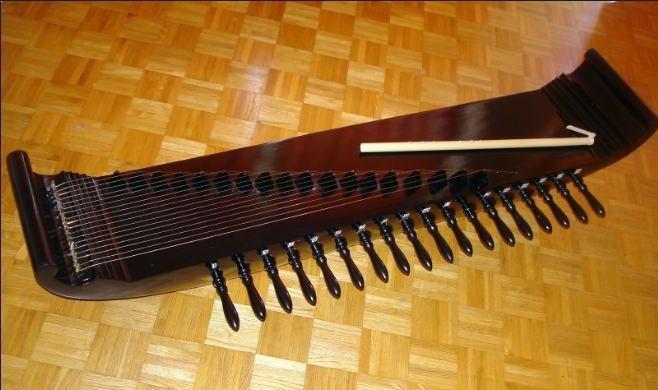Alat Musik Tradisional yang Dipetik Jentreng