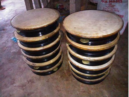 Alat Musik Tradisional Aceh Rapai