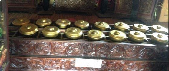 Alat Musik Tradisional Aceh Talempong