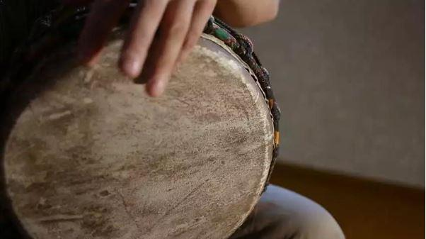 Alat Musik Tradisional Bengkulu Rebana Kerinci
