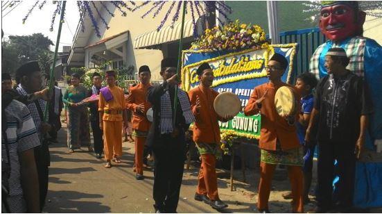 Alat Musik Tradisional Betawi Marawis