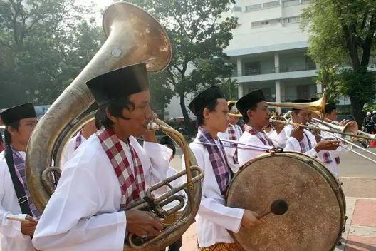 Alat Musik Tradisional Betawi Tanjidor
