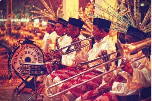 Alat Musik Tradisional Jakarta Tanjidor