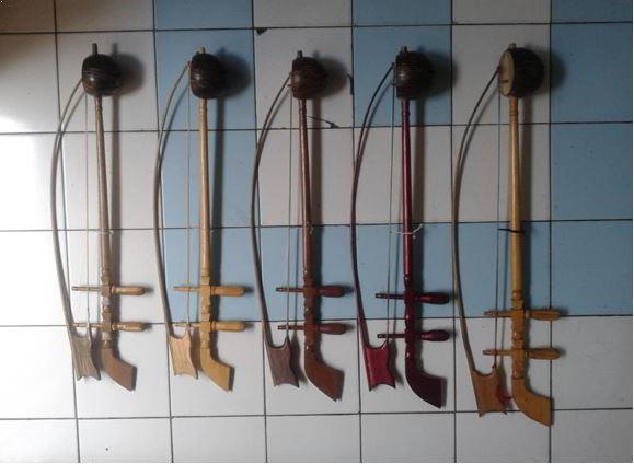 Alat Musik Tradisional Jakarta Tehyan