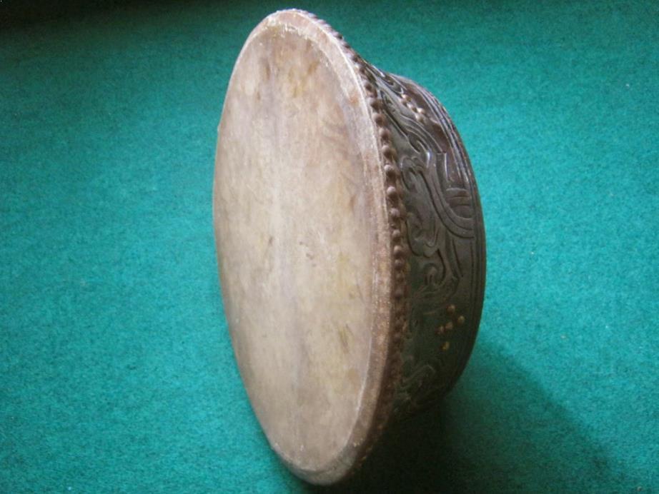 Alat Musik Tradisional Jambi Rebana Sike