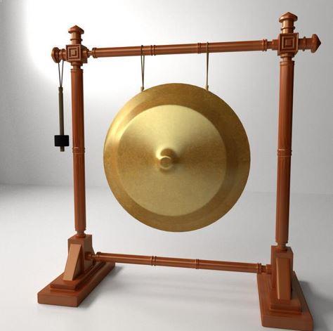 Alat Musik Tradisional Jawa Tengah Gong