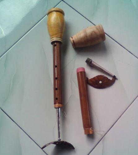 Alat Musik Tradisional Jawa Timur Terompet Reog