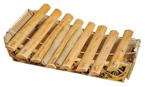 Alat Musik Tradisional Kalimantan Timur Jatung Utang