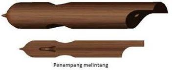 Alat Musik Tradisional Kalimantan Timur Uding