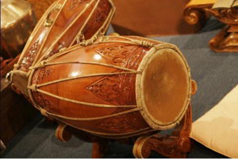 Alat Musik Tradisional Kalimantan Utara Babun