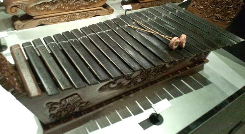 Alat Musik Tradisional Kalimantan Utara Gambang