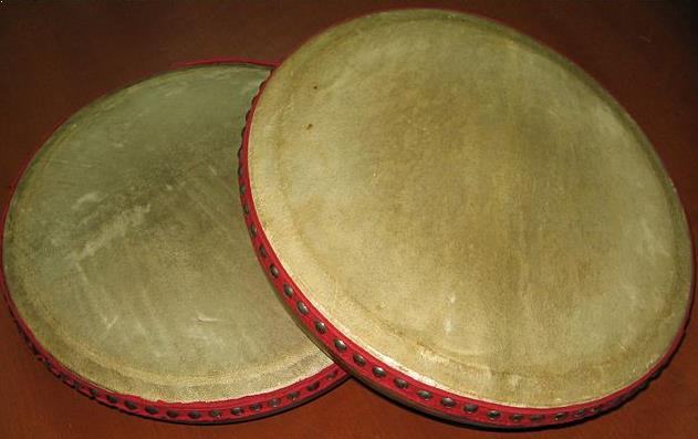 Alat Musik Tradisional Lampung Kompang