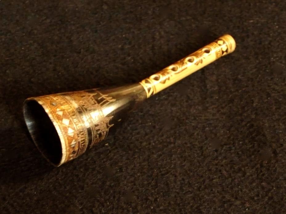 Alat Musik Tradisional Minang Sarunai
