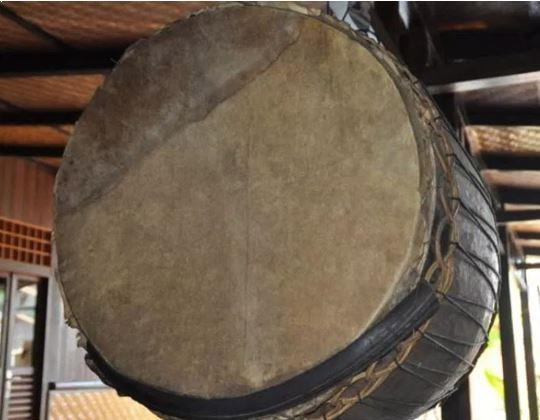 Alat Musik Tradisional Nias Gondra