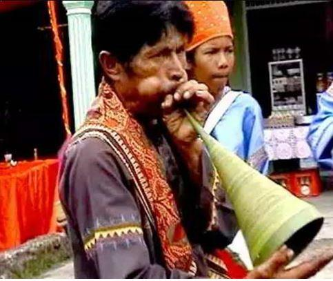 Alat Musik Tradisional Padang Pupuik Batang Padi