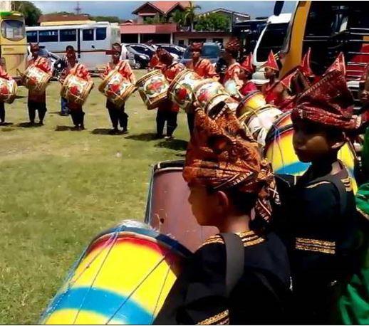 Alat Musik Tradisional Padang Tabuik