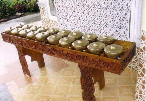 Alat Musik Tradisional Padang Talempong