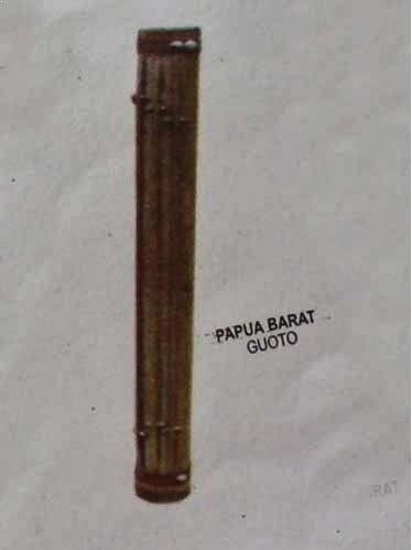 Alat Musik Tradisional Papua Barat Guoto