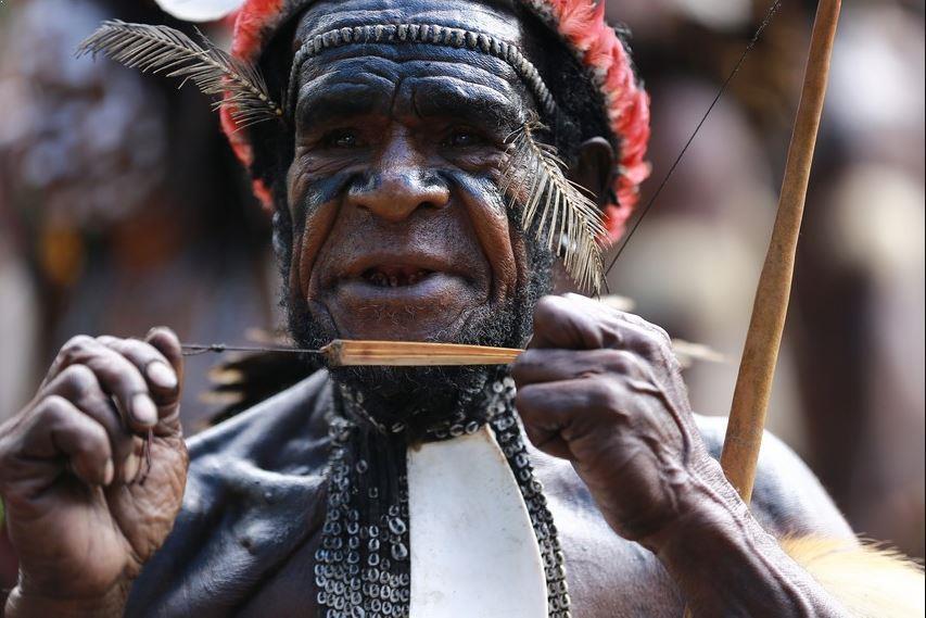 Alat Musik Tradisional Papua Pikon