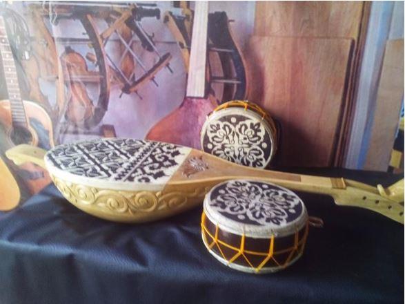 Alat Musik Tradisional Riau Marwas