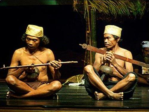Alat Musik Tradisional Sulawesi Tengah Tatali