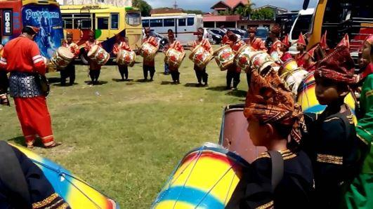 Alat Musik Tradisional Sumatera Barat Gendang Tabuik