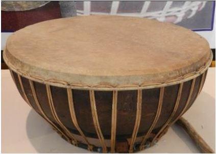 Alat Musik Tradisional Sumatera Selatan Burdah Oku