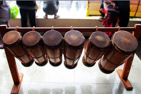 Alat Musik Tradisional Sumatera Utara Gordang