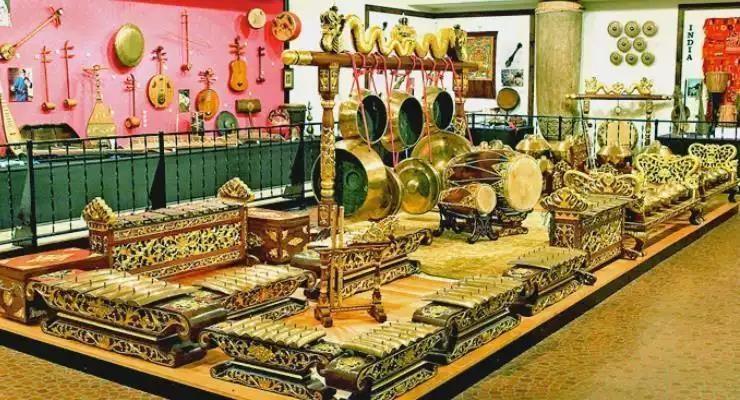 Alat Musik Tradisional Sunda Degung