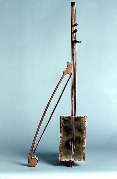 Alat Musik Tradisional yang Digesek Tarawangsa