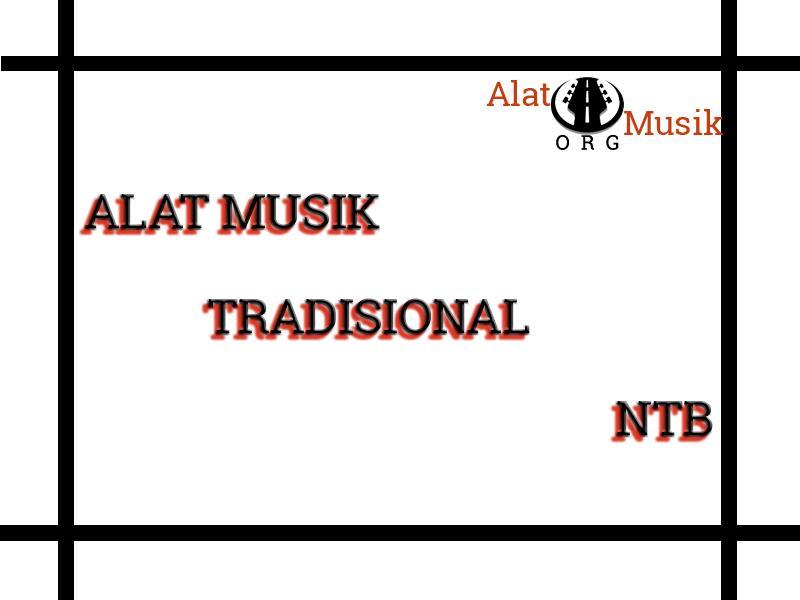 alat musik tradisional ntb