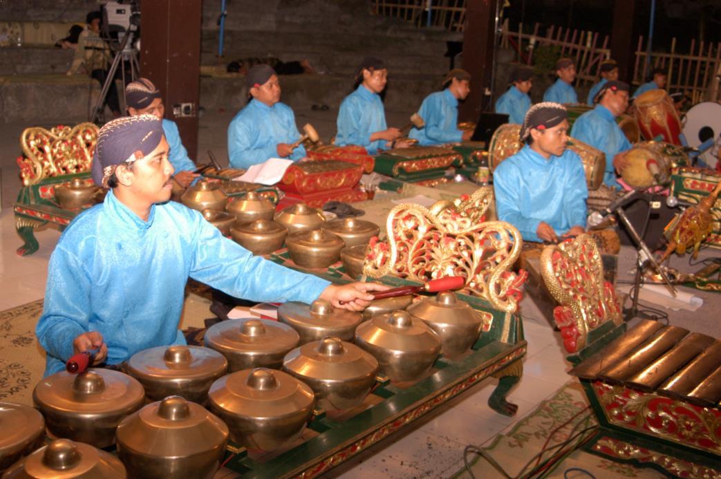 Alat Musik Tradisional Indonesia Jawa