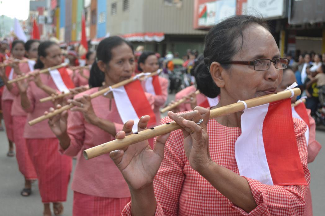 Alat Musik Tradisional Indonesia Maluku