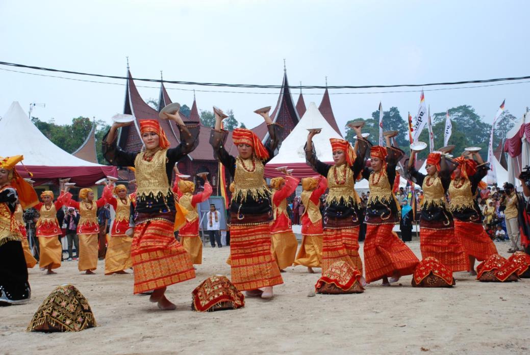 Alat Musik Tradisional Indonesia Sumatera