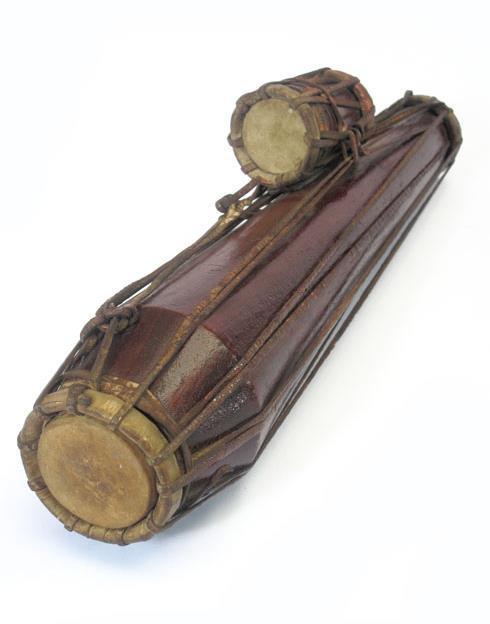 Alat Musik Tradisional dari Sumatera Utara Gendang Singanaki