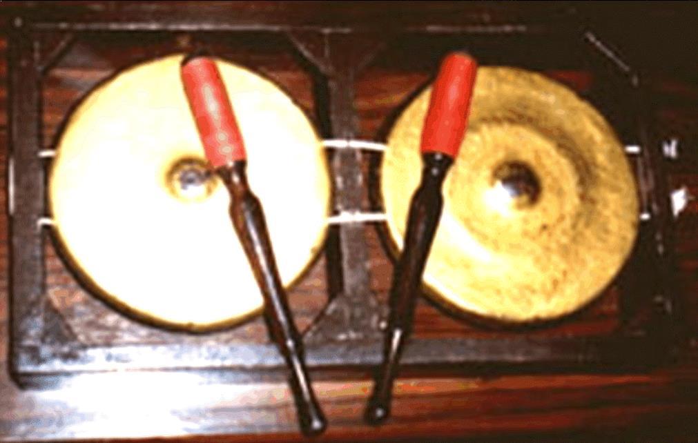 Alat Musik Tradisional yang Dipukul Canang