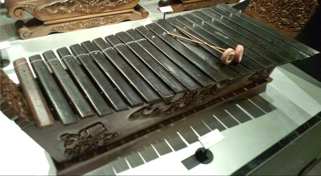 Alat Musik Tradisional yang Dipukul Gambang