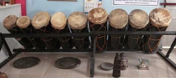 Alat Musik Tradisional yang Dipukul Gordang