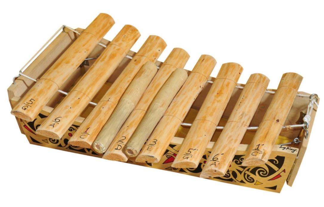 Alat Musik Tradisional yang Dipukul Jatung Utang