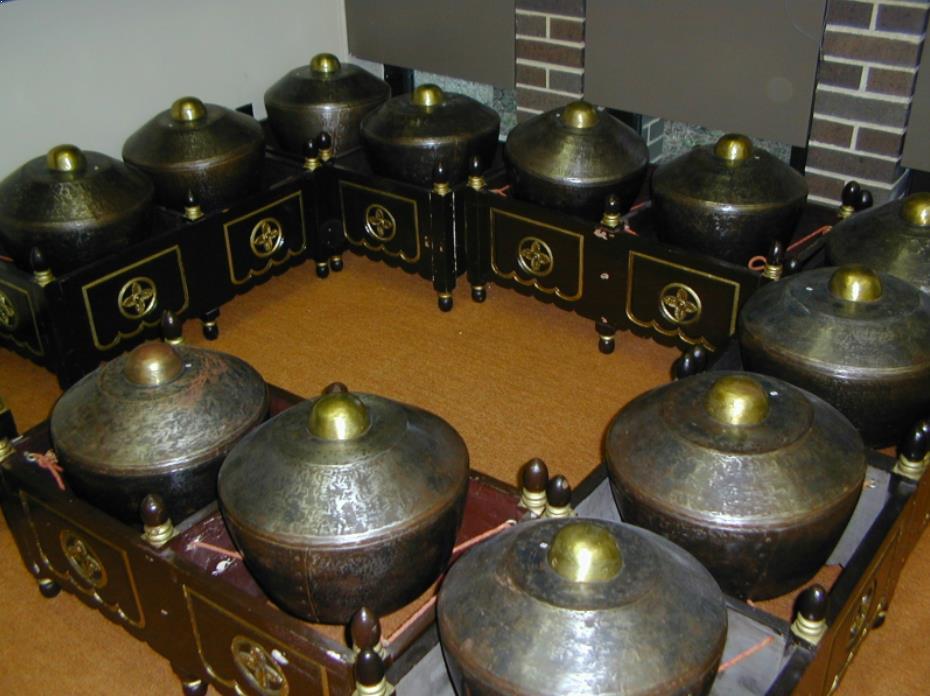 Alat Musik Tradisional yang Dipukul Kenong