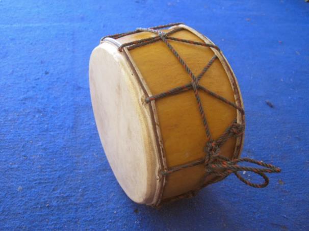 Alat Musik Tradisional yang Dipukul Marawis