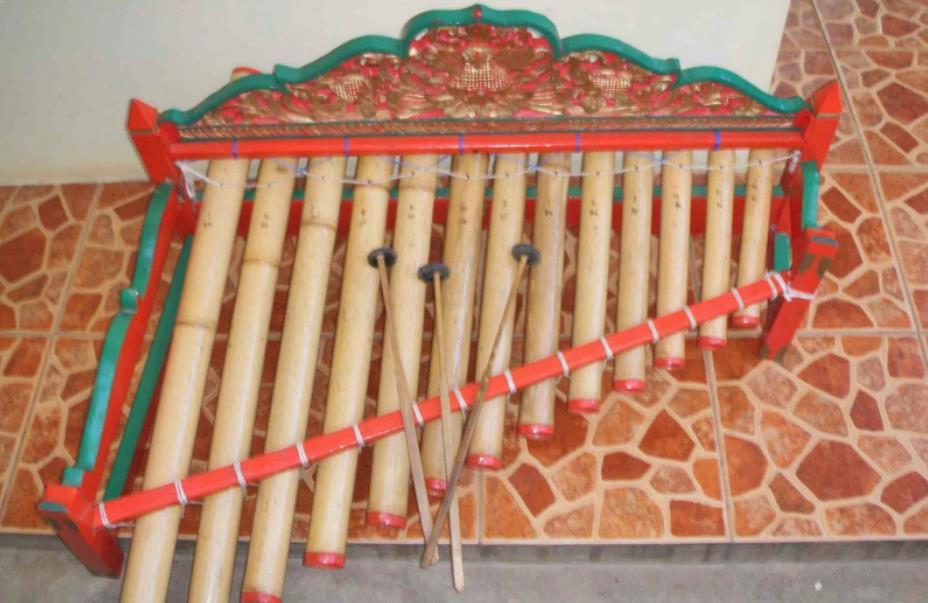 Alat Musik Tradisional yang Dipukul Rindik