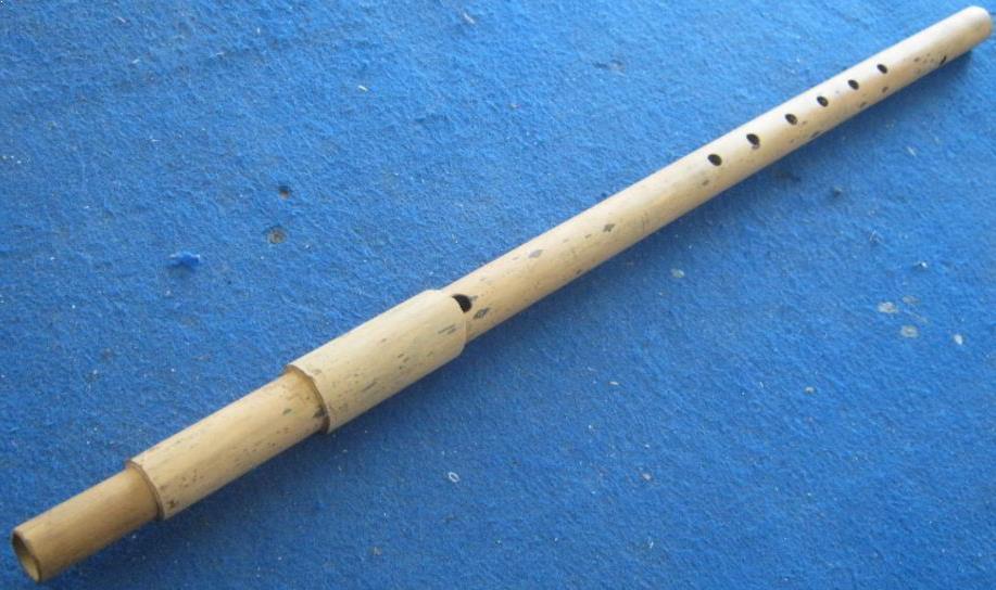 Alat Musik Tradisional yang ditiup Serdam