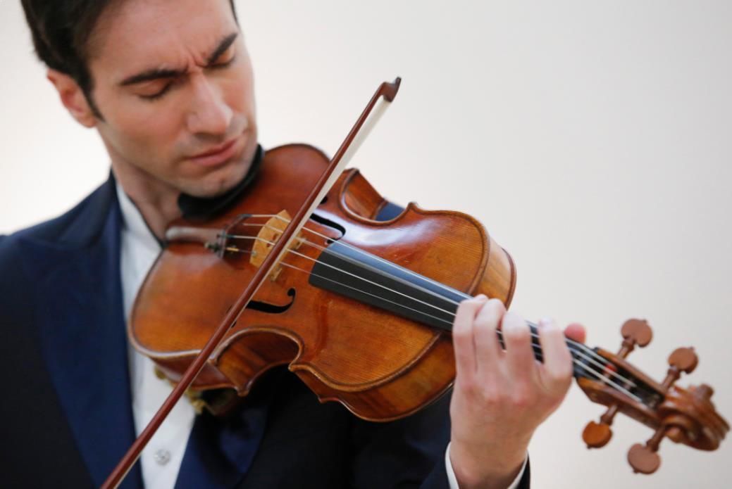 Cara Memainkan Alat Musik Biola
