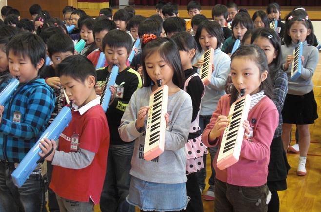 Cara Memainkan Alat Musik Pianika