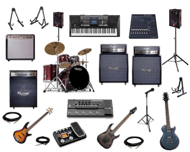 Harga Alat Musik Akustik