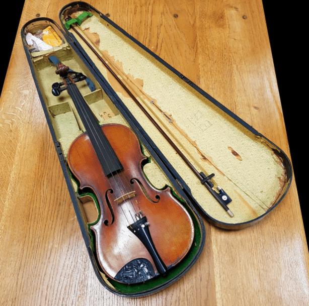 Harga Alat Musik Biola Cope de Antonius 1737