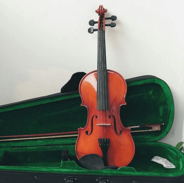 Harga Alat Musik Biola Vienna 4/4