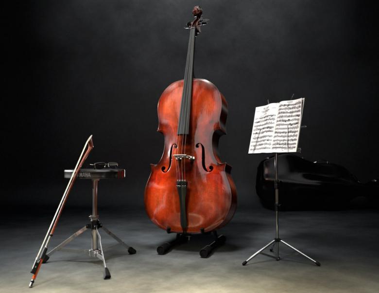 Harga Alat Musik Cello